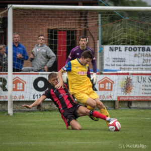 Mickleover Sports v Spalding-612