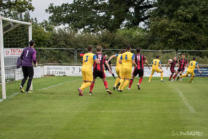 Mickleover Sports v Spalding-7