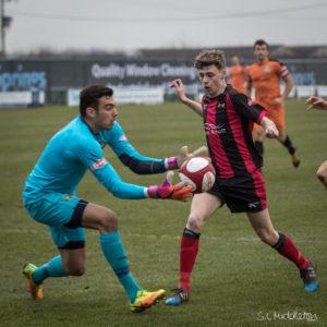 Mickleover Sports v Nantwich-18