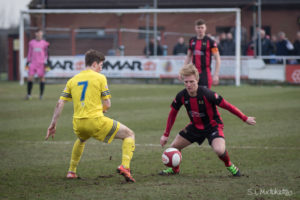 Mickleover Sports v Grantham-34
