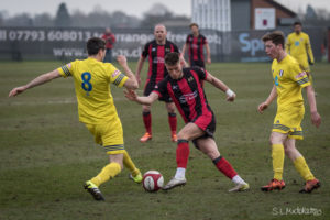 Mickleover Sports v Grantham-73