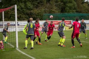 Mickleover Sports v Hednesford-11