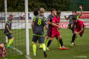 Mickleover Sports v Hednesford-14