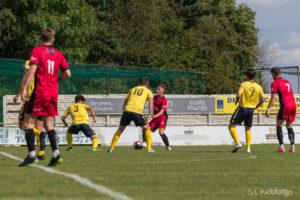 Mickleover Sports v Nantwich-143