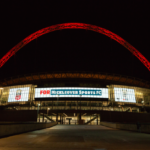 MSC Wembley in Lights