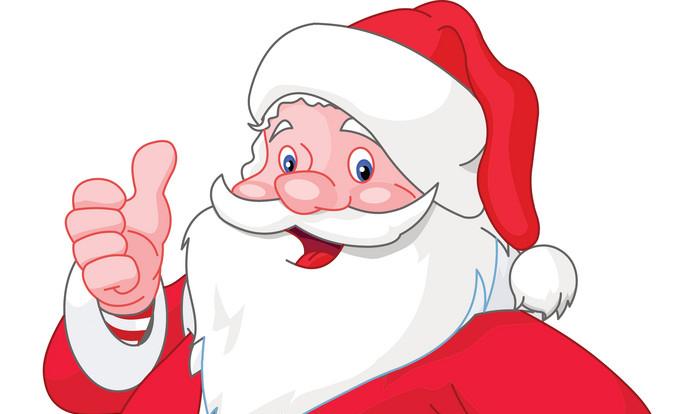 cartoon-santa-vector-271820