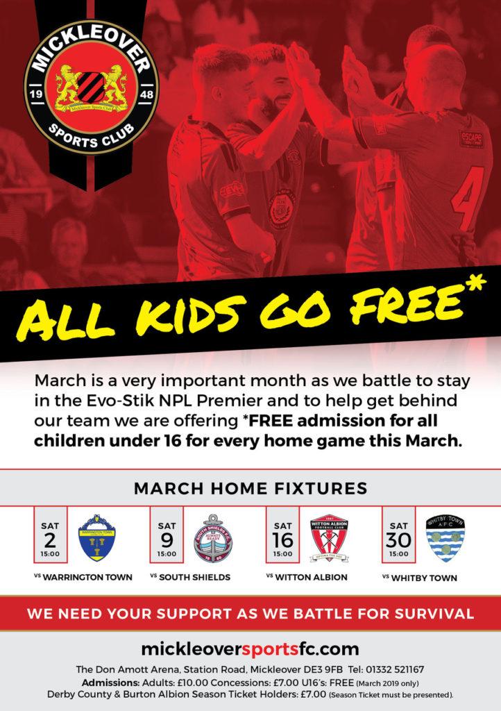 MSC March 2019 Kids Free A5 PROOF